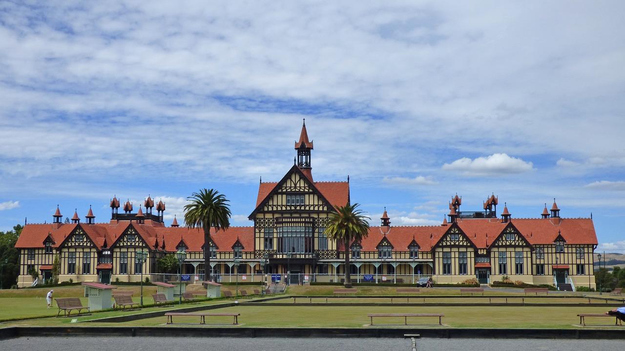 Odkrýváme krásu Nového Zélandu