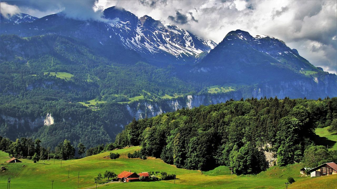 Tyrolsko, únik do přírody.