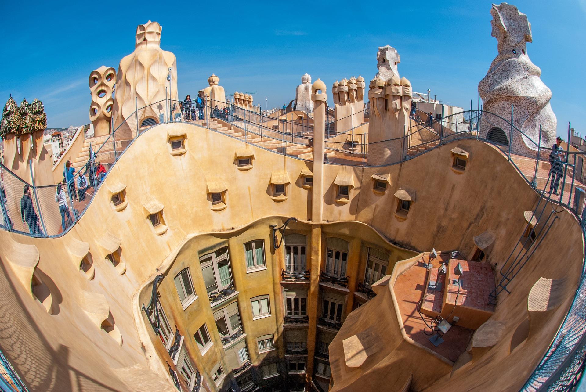 Dovolená v Barceloně