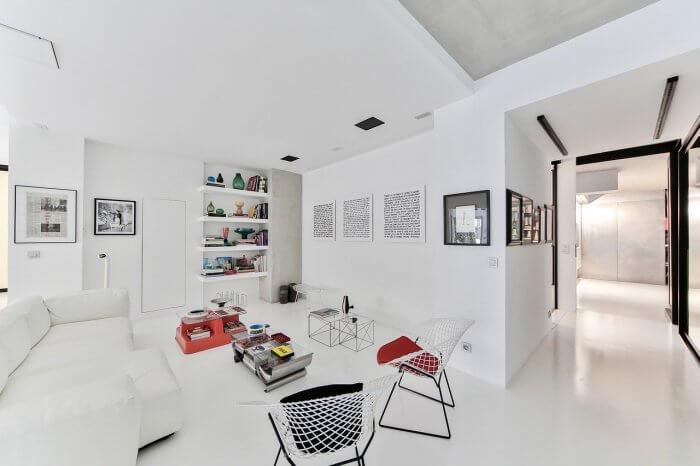 skandinávský styl bydlení fotogalerie